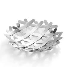 fruit by mail aliexpress buy decorative large stainless steel fruit bowl