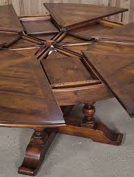 expandable round dining table 1000 ideas about antique dining tables on pinterest mahogany