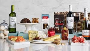 What To Put In A Wine Basket Waitrose Gifts