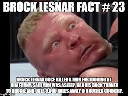 Brock Lesnar Meme - brock lesnar is not happy meme generator imgflip