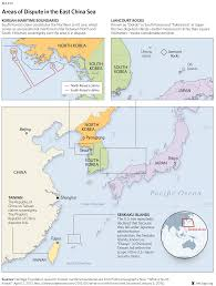East China Sea Map by Asia 2015 Index Of U S Military Strength