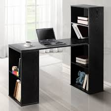 Computer Desk With Shelves by Black Computer Desk With Shelves Home And Garden Decor Make An