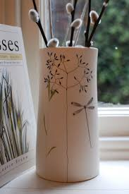 189 best dragonfly vases and nice art images on pinterest