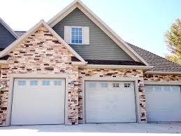 Garage Styles Flush Panel Garage Doors Examples Ideas U0026 Pictures Megarct Com