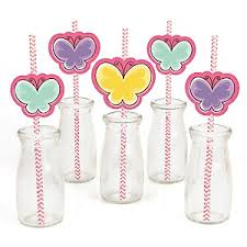 butterfly baby shower playful butterfly and flowers baby shower decorations theme