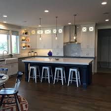 blue kitchen island and white cabinets tag archive for decor home bunch interior design ideas