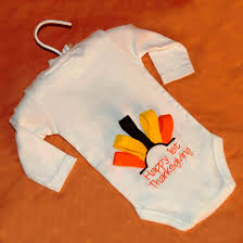 embroider a thanksgiving onesie totally stitchin