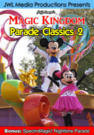 parade dvd buy it now jeff lange s magic kingdom parade classics 2 dvd