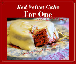 red velvet cake for one wonderfully made and dearly loved
