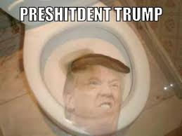 Meme Poop - dopl3r com memes preshitdent trump explained with a poop in a toilet
