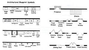 house plan symbols interior design floor plan symbols