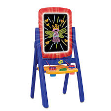grow n up crayola qwikflip 2 sided easel hayneedle