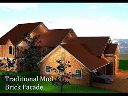 brick home designs brick house plans youtube