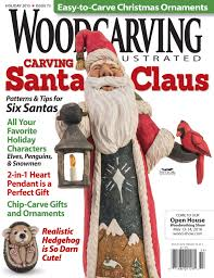 woodcarving illustrated holiday 2015 issue 73 woodcarving