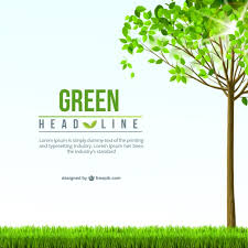 wedding backdrop vector free green background template vector free