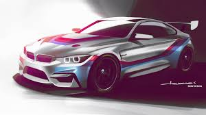 bmw factory factory built m4 gt4 race car announced by bmw for 2018
