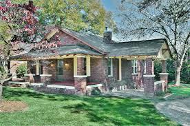 Craftsman Bungalow Restored 1927 Craftsman Bungalow Near Historic District In Monroe Nc