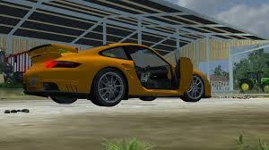 porsche 911 mods fs 2013 porsche 911 v 1 0 cars mod für farming simulator 2013