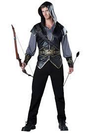 men u0027s hooded huntsman costume