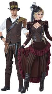 Halloween Victorian Costumes Steampunk Hottie Costume Steampunk Costume Victorian