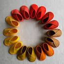 DIY Felt Baby Shoes from The Purl Bee   Family Style