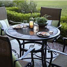 Outdoor Furniture High Table And Chairs by Shop Patio Furniture At Lowes Com