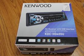 kenwood kdc hd455u installation unboxing first look youtube
