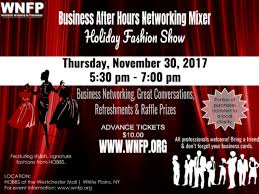local professionals invited to networking fashion show