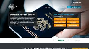 expedited passport u0026 visa service providers rush passport center