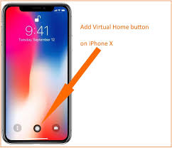 customize home add virtual home button on iphone x customize no gesture all