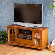 Entertainment Center Credenza Innovative Designs Oak Tv Console Marku Home Design