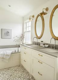 what i u0027m loving now mixing finishes in a bathroom alexis