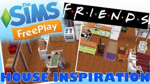 sims freeplay friends apartment tour youtube