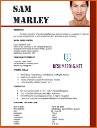 resume format 2017 philippines the best resume template professional resume donwload resume best