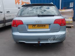 a4 avant estate 2004 2008 witter detachable tow bar
