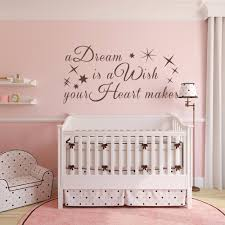 Dream Furniture Hello Kitty by A Dream Is A Wish Your Heart Makes Cinderella Quote Vinyl Wall