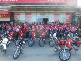 philippine motorcycle honda xr125l off road race and riding clinic motorcycle philippines