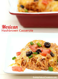 mexican hashbrown casserole sprinkle some fun