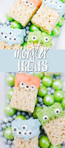 easy halloween treat monster treats a grande life