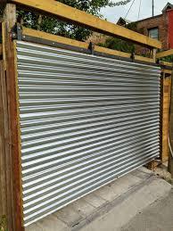 Garage Door Sliding by Door Sliding Garage Door Hardware Dubsquad