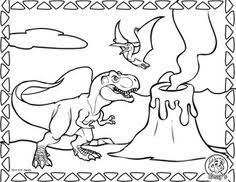 dimorphodon coloring flying dinosaur coloring pages printable