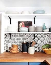 moroccan tile kitchen backsplash phenomenal tile backsplash brown wooden best tile
