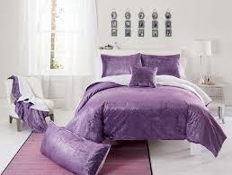 Full Size Purple Comforter Sets Bedding Prepossessing Seventeen Sparkle Mink Purple Comforter Set