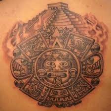 aztec tattoos and designs page 211