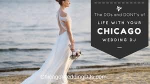 chicago wedding dj with your chicago wedding dj part 2 chicago wedding djs