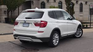 bmw 28i price review 2015 bmw x3 xdrive28d canadian auto review