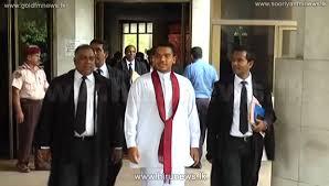 Namal Rajapaksa Mp Namal Rajapaksa Demands Rs 200 Million As Compensation From