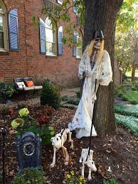 Diy Halloween Yard Decorations Halloween 2016 Decorations Cheap Halloween Yard Decorations