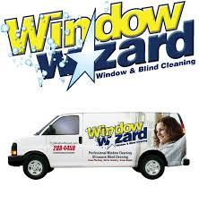 window wizard window and blind cleaning window washing 2489