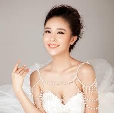 wedding dress necklace wedding bridal silver shoulder necklace rhinestone pearl